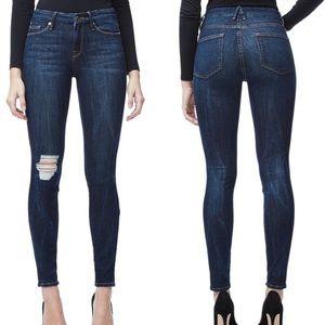 Good American Good Legs High Rise Skinny Jeans 29